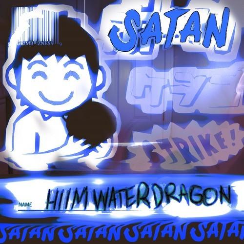 hiimwaterdragon - satan