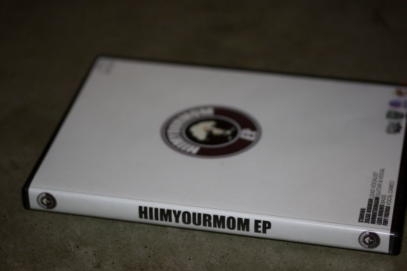 hiimyourmom ep cd in dvd case sm
