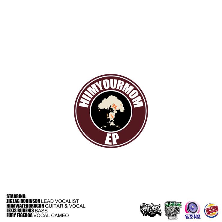 hiimyourmom logo album 4