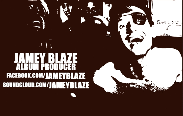 jamey blaze album producer