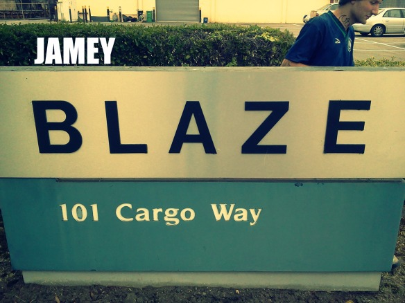 jamey blaze cargo way