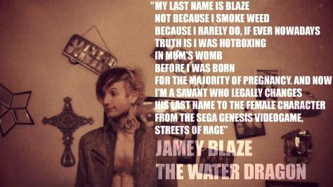my last name streets of rage jamey blaze memes