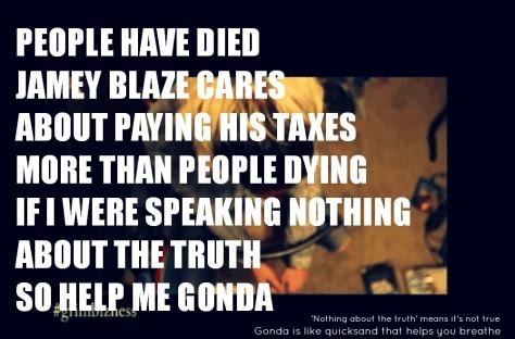 people have died jamey blaze memes cares