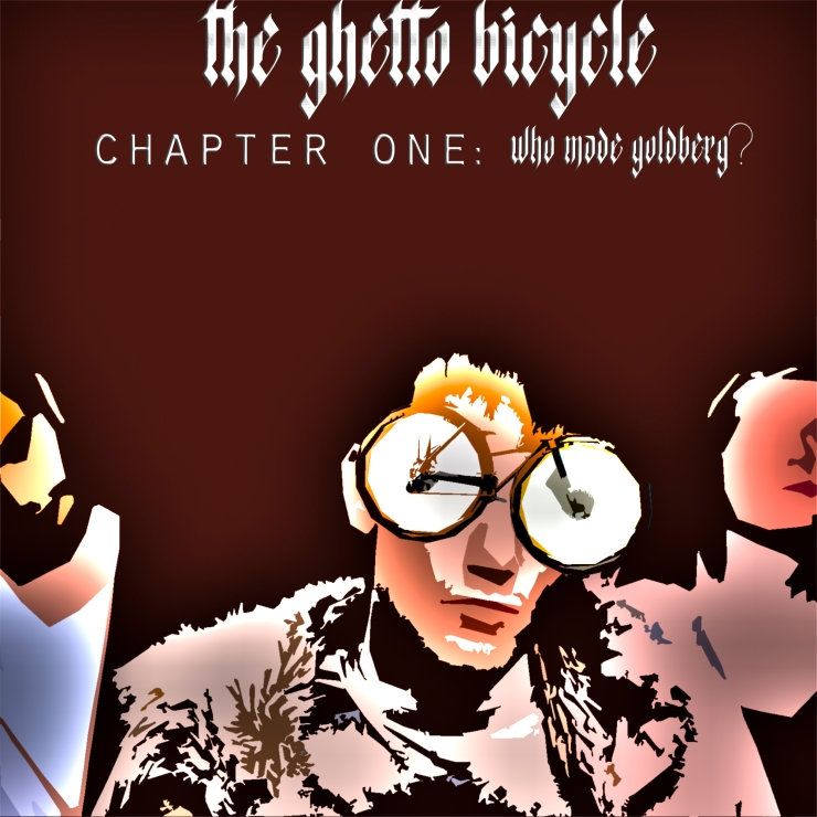 the ghetto bicycle chp1