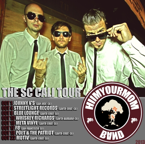 the sc cali tour 2013