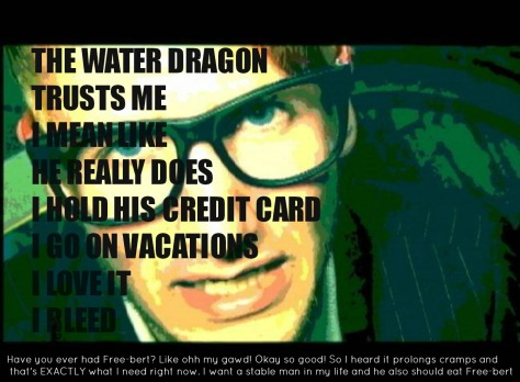 the water dragon trusts me jamey blaze memes