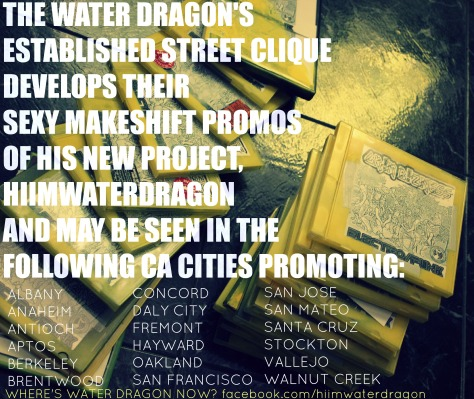 the water dragon's established street clique