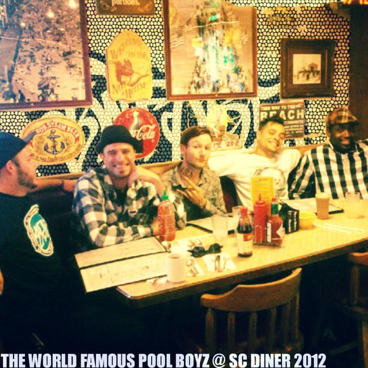 theworldfamouspoolboyz scdiner