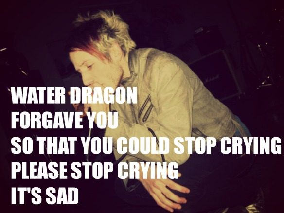 water dragon forgave you