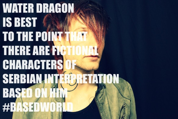 water dragon is best