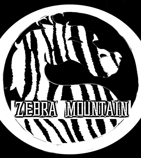 zebra mountain band logo