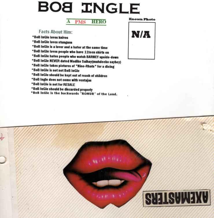 bob ingle 1 - a pms hero