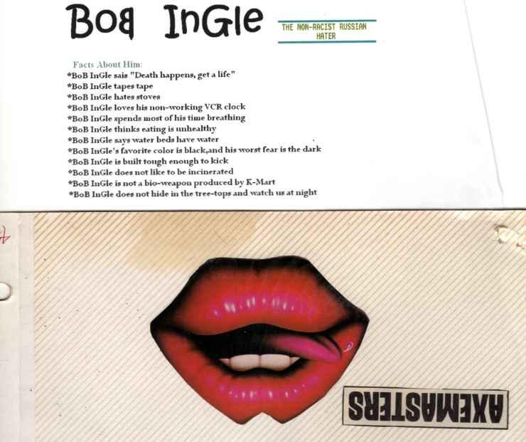 bob ingle 3 - The Non-Racist Russian Hater