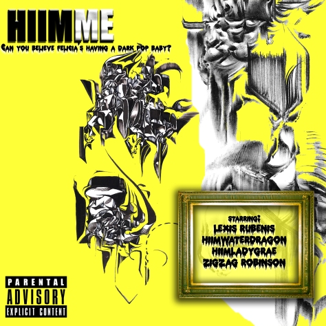 HIIMME - can you believe felicias having a dark pop baby (2013) lexis rubenis hiimladygrae rose mary jamey blaze hiimwaterdragon zigzag robinson