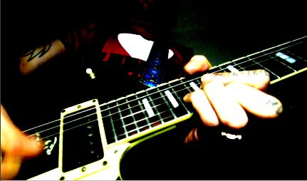 hiimredwaterdragon guitar speak