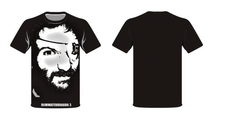 hiimwaterdragon 3 t shirt