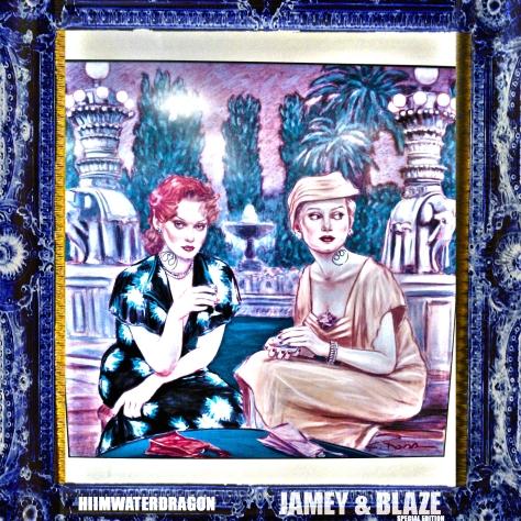 Hiimwaterdragon - Jamey Blaze (2013) (special edition)