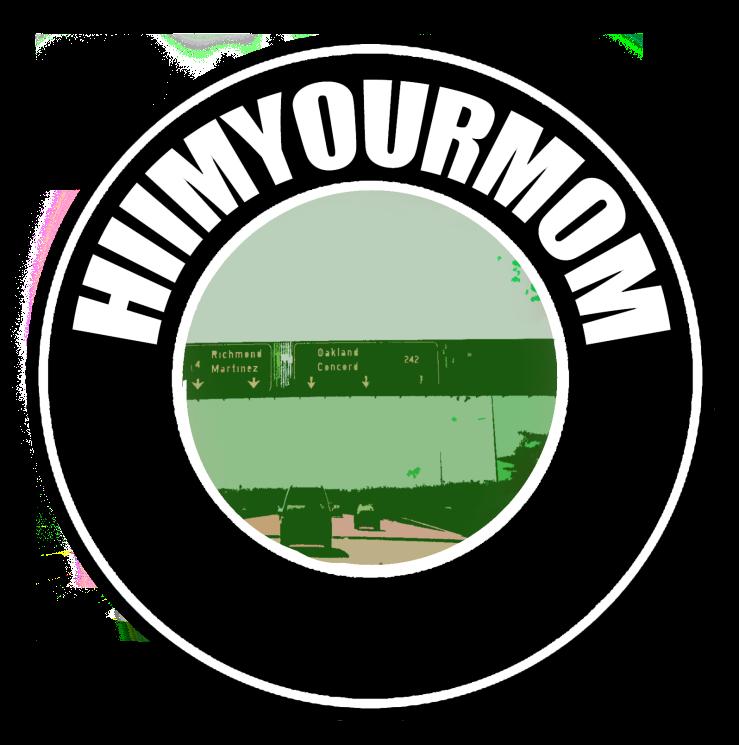 hiimyourmom - logo 5blu