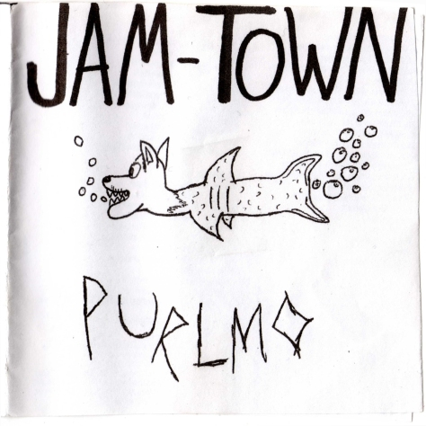 jam-town purlmo (jamey blaze 2004 album cover track list jonathan hoffman art antioch high school california musician music james pattison marshall