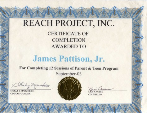 jamey jean blaze inciting a riot fight reach project program antioch california high school record james marshall pattison 2004