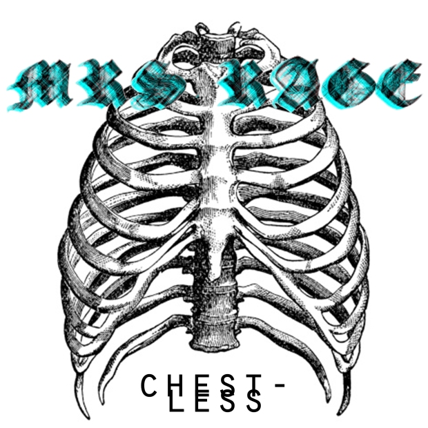 mrs rage chest-less album cover mrs.