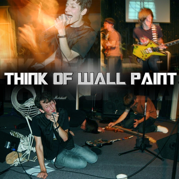 Think Of  Wall Paint - May Self Titled (2007) the naz antioch california show band nathaniel furtado bass jamey blaze jake broughton