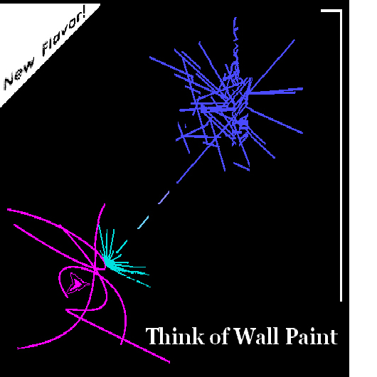 thinkofwallpaint - think of wall paint new flavor - album cover 1A 2006