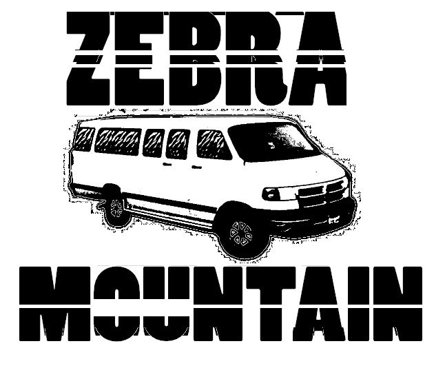 zebra mountain band zebra van (the zebra-van)