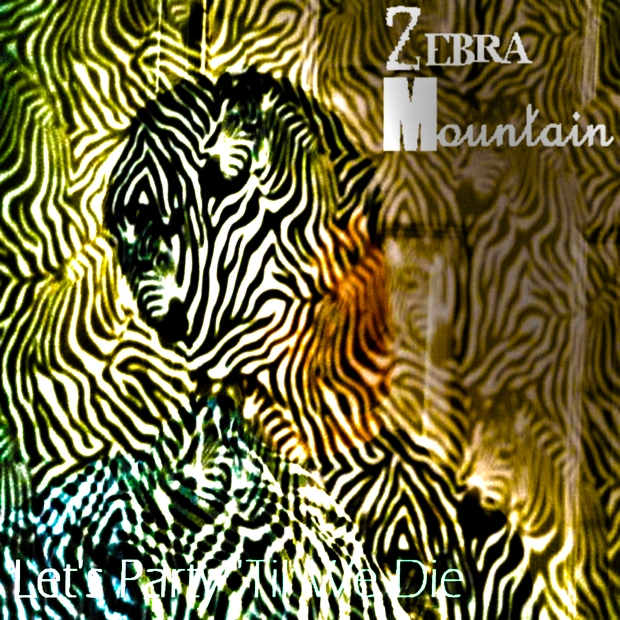 zebra mountain - lets party till we die (2009) jacob broughton jake acoustic album cover