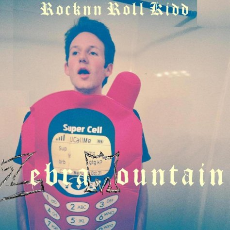 zebra mountain - rocknn roll kidd (2010) single jamey blaze