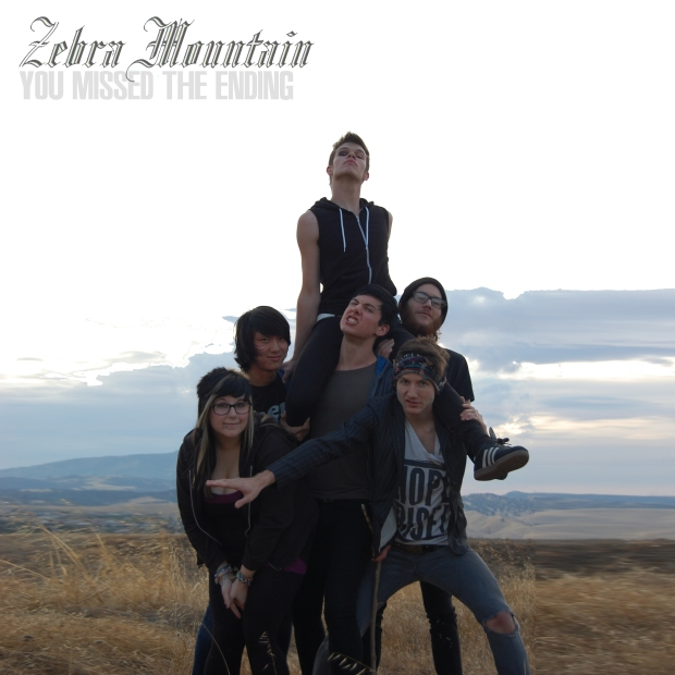 Zebra Mountain - You Missed The Ending (2012) dennis orason dawsun harris jake tyman jacob jake broughton steph blaze stae blaze jamey