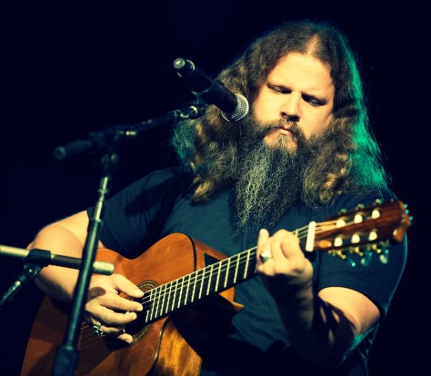 Jamey Johnson, not Jamie Johnson