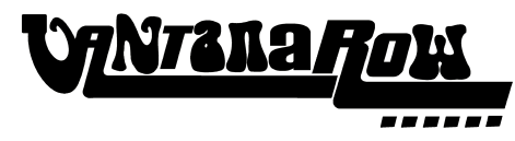 vantana row black logo