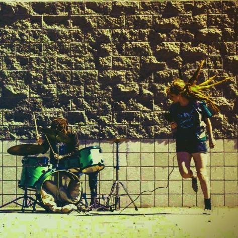 vantana row live jamey blaze drums drummer volly blaze vox vocalist screamer wall
