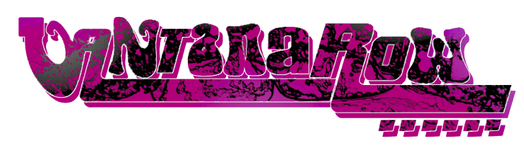 vantana row super pink logo