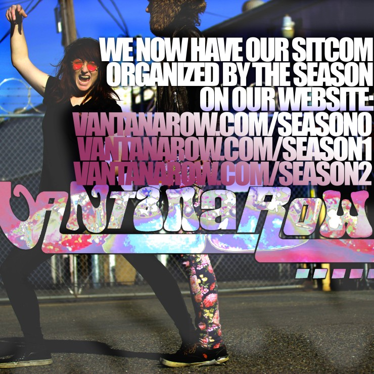 we now have our sitcom organized by vantana  row season 0 1 2 dot com