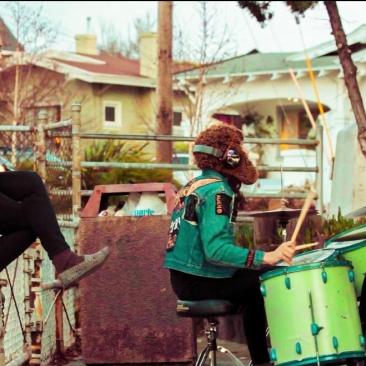 alameda van band couple white non stereotypical california punks good people drummer screamer duo vantana row 2016 female vocalist