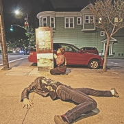vantana row mel-grindcore duo berkeley california death wish inc hardcore opening act deafheaven los angeles contract distribution 2019