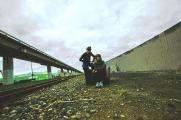 vantana row mel-grindcore duo oakland california death wish inc hardcore opening act deafheaven los angeles contract distribution 2019