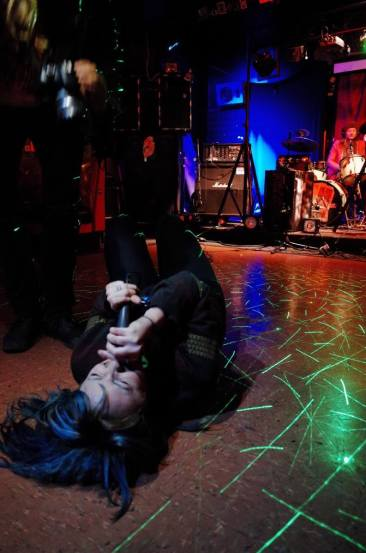 vantana row mel-grindcore duo oakland stork club california death wish inc hardcore opening act deafheaven los angeles contract distribution 2019