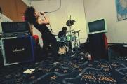 vantana row mel-grindcore duo san leandro california death wish inc hardcore opening act deafheaven los angeles contract distribution 2019