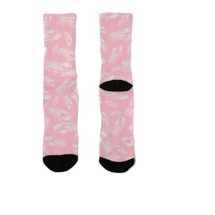 american wearing hawaiian socks pink vantana row teespring shop trap punk merch store ventana row band tee