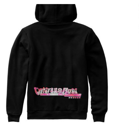 mldb hoodie black sweater drive by show gear major league drive bys clothing apparel vantana row teespring shop trap punk merch store ventana row band back