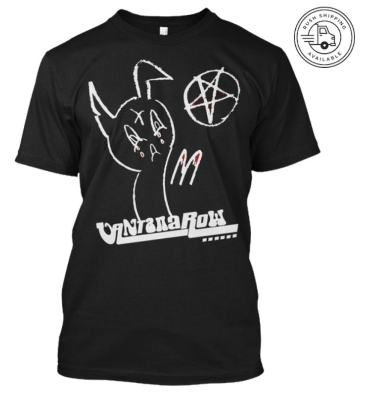 2020 VXROW EASTER bunny satanic vantana row