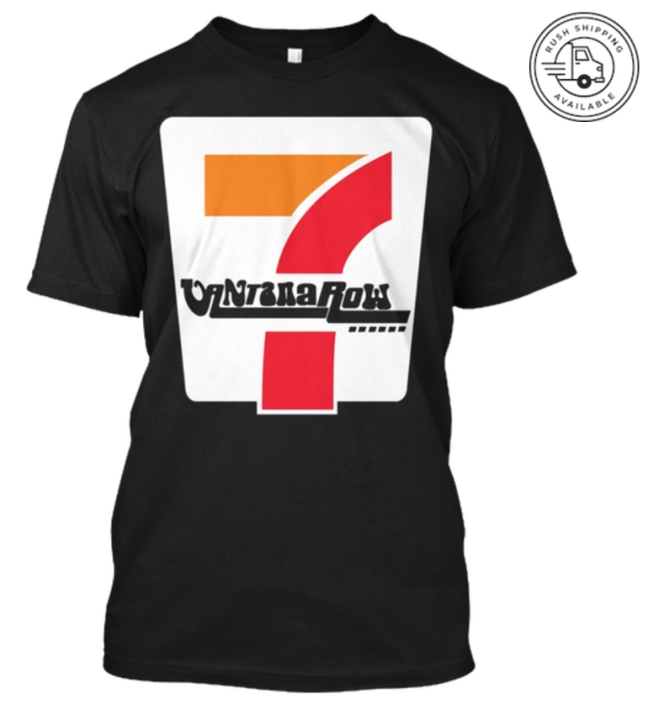 2020 VXROW seven 7 eleven hood shirt gang convenience store 711 7 11 vantana row