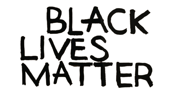black lives matter blm oakland vantana row vxrow